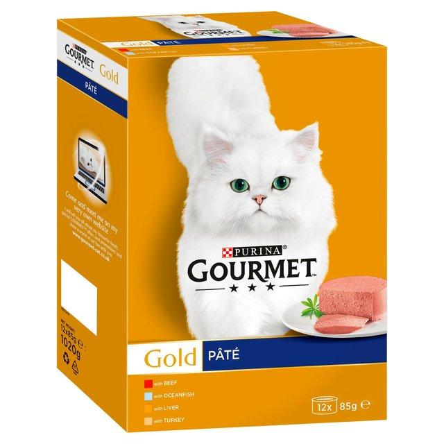 Gourment Wet Cat Food