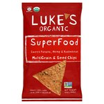 Luke's Organic Gluten Free Potato & Hemp Corn Chips