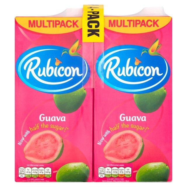 Rubicon Still Guava Juice Drink   Ocado