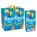 Rubicon Still Mango Juice Drink