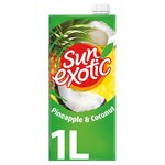 Sun Sun Exotic Pineapple & Coconut Still Juice Drink