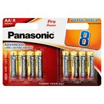 Panasonic Pro Power AA Batteries Alkaline