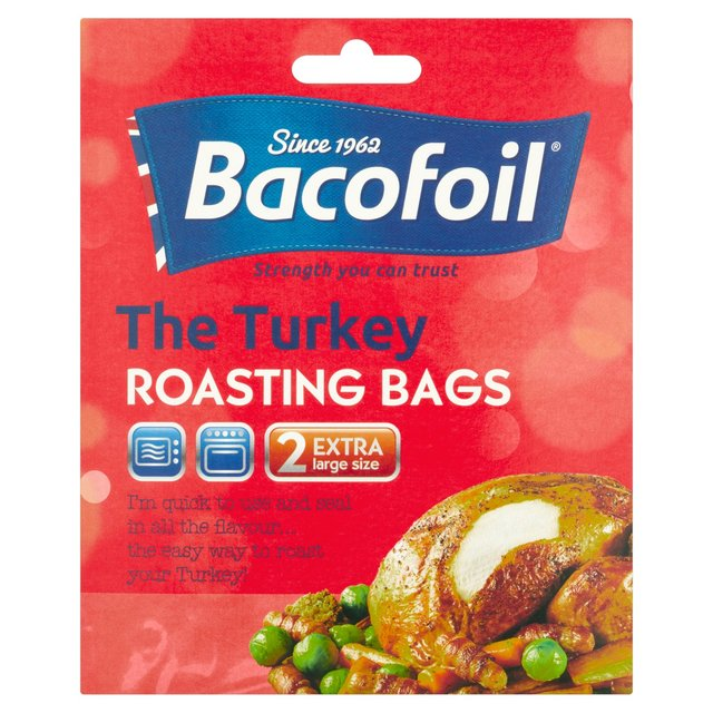 Bacofoil The Turkey Roasting Bags