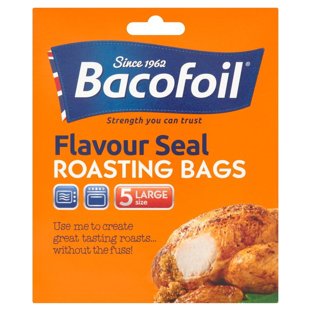 Bacofoil Flavour Seal Roasting Bags