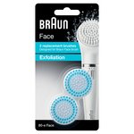 Braun Exfoliation Brush, Face 80-E