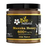 Bee Natural Manuka Honey 600+mg/kg Methylglyoxal