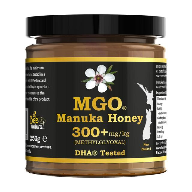 MGO Manuka Honey 300+mg/kg Methylglyoxal   Ocado