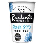 Rachel's Organic Stirred Greek Style Natural Yogurt
