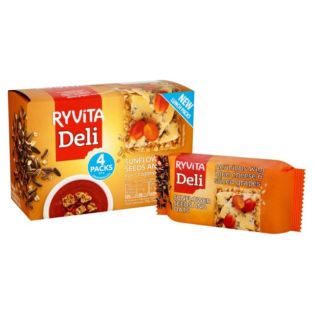 Ryvita Sunflower & Oats