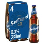 San Miguel 0.0% Alcohol Free