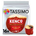 Tassimo Kenco Americano Smooth Coffee Pods