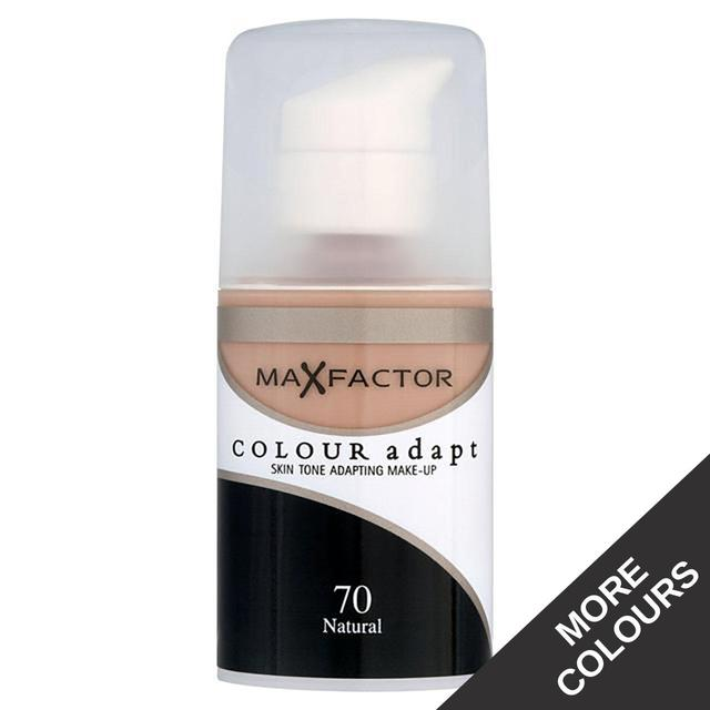max factor colour adapt foundation from ocado. Black Bedroom Furniture Sets. Home Design Ideas
