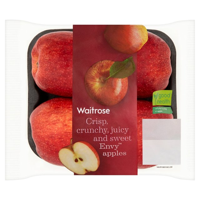 Waitrose Limited Selection Envy Apples