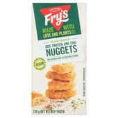 Fry's Family Foods Rice Protein & Chia Nuggets