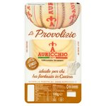 Auricchio Smoked Provolone Thin Cheese Slices