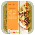 Waitrose Green Thai Chicken Curry