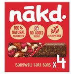Nakd Bakewell Tart Fruit & Nut Bar Multipack