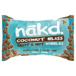 Nakd Coconut Bliss Nibbles