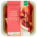 Waitrose Sweet & Sour Chicken