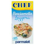 Chef Parmalat Light Bechamel Sauce
