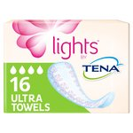 Lights by Tena Ultra Towel Norm