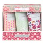 Heathcote & Ivory Fabric & Flowers Mini Hand Creams