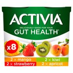 Activia Strawberry, Apricot, Kiwi & Mango