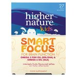 Higher Nature Kids Smart Focus Jellies