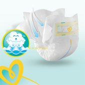 Pampers New Baby Premium Protection Nappies Size 4 Jumbo Pack