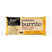 Amy's Kitchen Bean & Rice Burrito Frozen