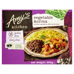 Amy's Kitchen Indian Vegetable Korma Frozen