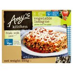 Amy's Kitchen Vegan Vegetable Lasagne Frozen