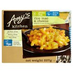 Amy's Kitchen Gluten Free Dairy Free Rice Mac & Cheese Frozen