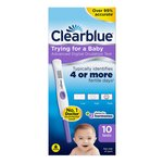Clearblue Advanced Digital Ovulation Test Dual Hormone