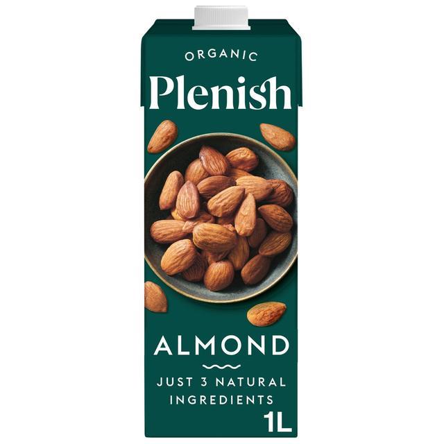Plenish Organic 6% Almond M'lk | Ocado