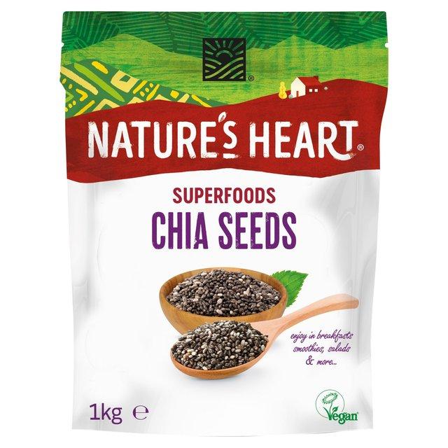 Terrafertil Chia Seeds | Ocado