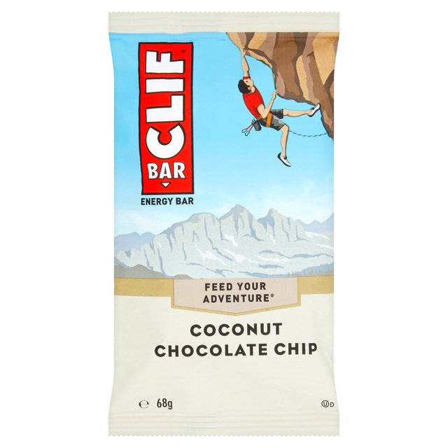 Clif Energy Bar, Coconut Chocolate Chip