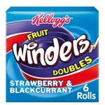Kelloggs Fruit Winders Strawberry & Blackcurrant