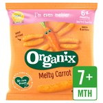 Organix Crunchy Carrot Sticks