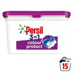 Persil 3in1 Colour Washing Capsules