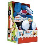 Kinder Fluffy Toy With Chocolate (toy may vary)