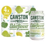 Cawston Press Sparkling Elderflower Lemonade