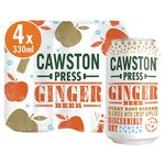 Cawston Press Sparkling Ginger Beer
