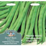 Mr Fothergills Dwarf Bean Tendergreen Seeds