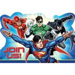 Justice League Invites
