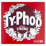 Typhoo Extra Strong Tea