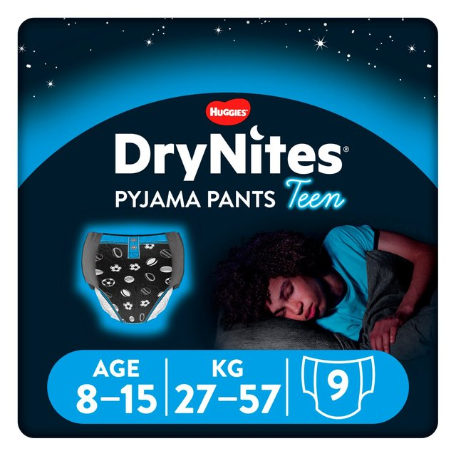 Huggies 8-15 years DryNites Pyjama Pants