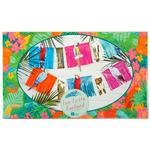 Talking Tables Tropical Fiesta Parrot Garland