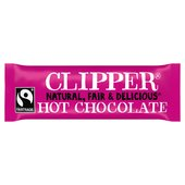 Clipper Fairtrade Instant Hot Chocolate Sachets
