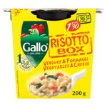 Riso Gallo Risotto Box 3 Cheese & Vegetables